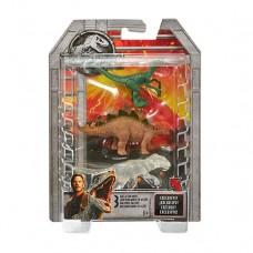 Mattel Jurský svet Mini Dino 3 ks - Stegosaurus, Velociraptor, Indoraptor Preview