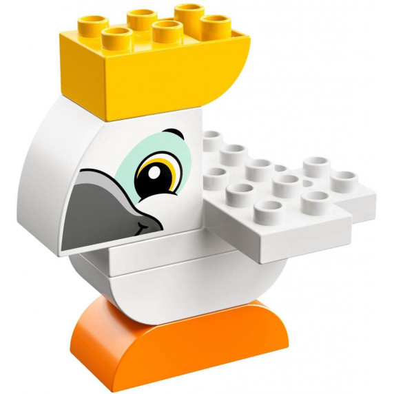 LEGO DUPLO - Môj prvý box so zvieratkami