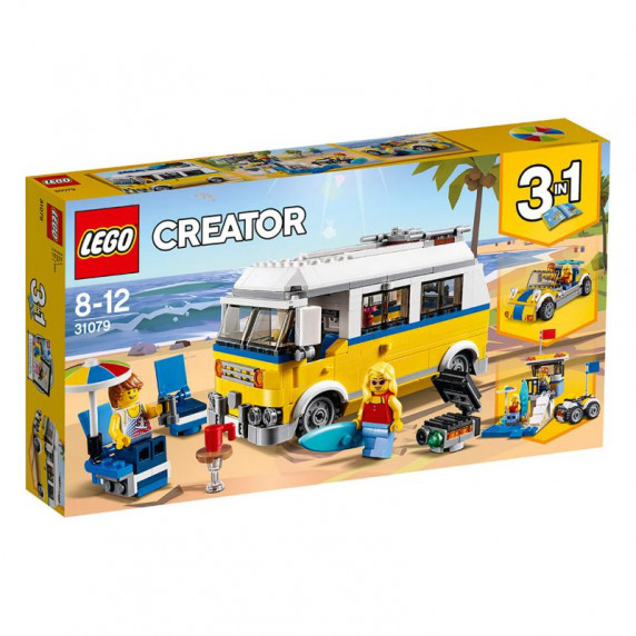LEGO Creator - Surfistická dodávka Sunshine