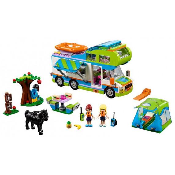 LEGO Friends - Mia a jej karaván