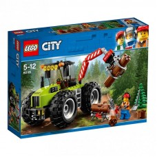 LEGO City - Traktor do lesa Preview