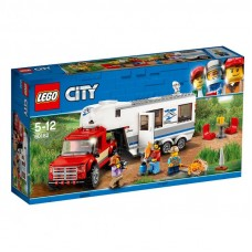 LEGO City - Pick-up karavan Preview