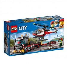 LEGO City - Ťahač na prepravu ťažkého nákladu Preview