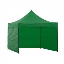 AGA predajný stánok 3S POP UP 3x3 m Green Preview