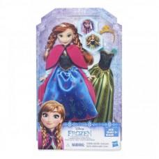 FROZEN bábika Anna s náhradným oblečením Preview