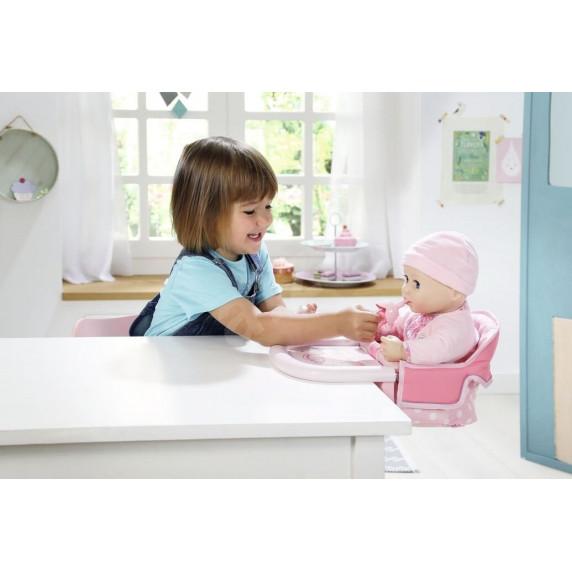 Baby Annabell Jedálenská stolička s uchytením na stôl