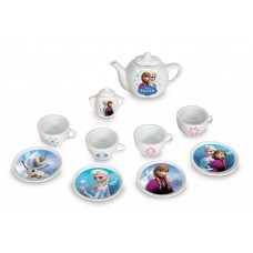 Detský čajový set Frozen - ľadové kráľovstvo Smoby s 12 doplnkami Preview
