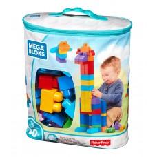 Mega Bloks - Kocky vo vrecúšku - modré Preview