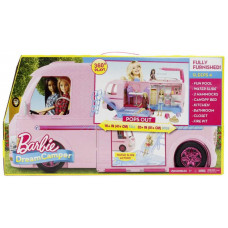 Mattel Barbie Dream Camper - Karavan snov Preview