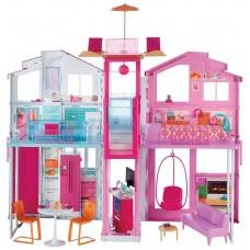 Mattel Barbie - Mestský dom Preview