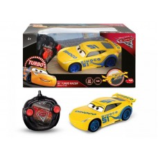RC Cars 3 Turbo Racer Cruz Ramirezová Preview