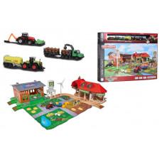 Creatix Veľká farma + 5 dopravných prostriedkov Preview