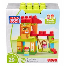 Mega Bloks herný set poď si hrať - Domček Preview