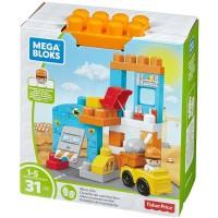 Mega Bloks herný set poď si hrať - Pracovné stanovište