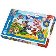 Trefl Puzzle Paw Patrol 160D Preview