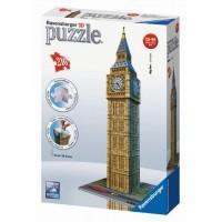 Ravensburger 3D Puzzle - Big Ben 216D
