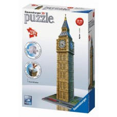 Ravensburger 3D Puzzle - Big Ben 216D Preview
