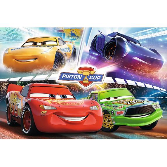 Trefl Puzzle Cars 3 Piston Cup 160D