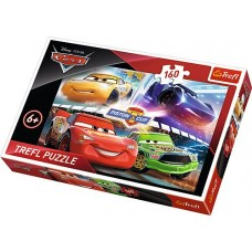Trefl Puzzle Cars 3 Piston Cup 160D Preview