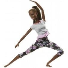 Mattel Barbie bábika v pohybe - černoška Preview