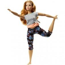 Mattel Barbie bábika v pohybe - hnedovláska Preview