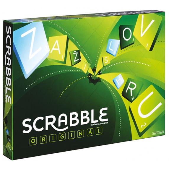 SCRABBLE originál spoločenská hra