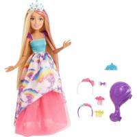 Barbie - Vysoká dlhovlasá blondínka 30 cm