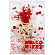 Mattel Barbie bábika Hello Kitty Preview