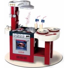 Klein detská elektronická kuchynka Miele Gourmet Deluxe červená  Preview