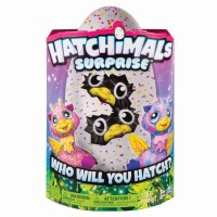 Spin Master Hatchimals Surprise dvojčatá žirafky