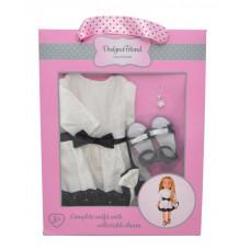 Spoločenské šaty pre bábiky Design Preview