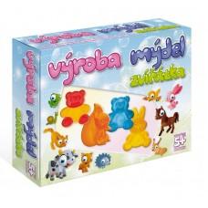 Výroba mydla - Zvieratá Preview