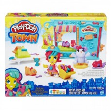 Play-Doh Town Obchod so zvieratkami Preview