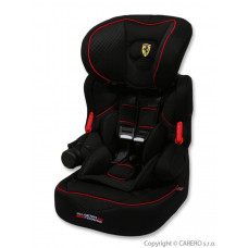 Autosedačka Nania Beline Sp Luxe Ferrari Black 2016 Preview