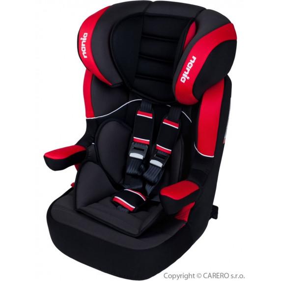Autosedačka Nania Myla Isofix Premium 2017 red