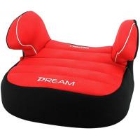 Autosedačka - podsedák Nania Dream Luxe - červená