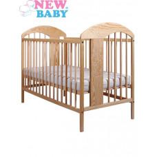 Detská postieľka New Baby Adam - prírodná Preview
