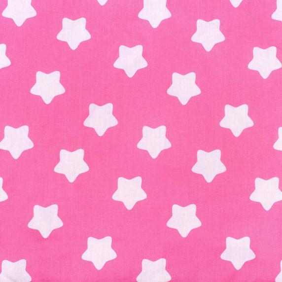 New Baby Detská sedacia súprava - hviezdičky ružová