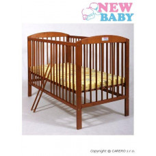 Buková postieľka NEW BABY Juliet - teak Preview