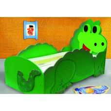 Inlea4Fun detská postieľka Dino - veľká Preview