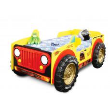 Detská postieľka Inlea4fun Monster Truck Preview