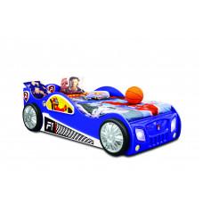 Detská postieľka Monza Inlea4Fun - modrá Preview