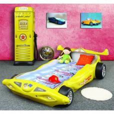 Inlea4Fun detská postieľka Formula 1 žltá Preview