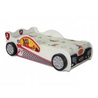 Detská postieľka Monza Mini Inlea4Fun - biela