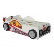 Detská postieľka Monza Mini Inlea4Fun - biela Preview