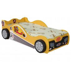 Inlea4Fun - Formulka Monza Mini detská postieľka