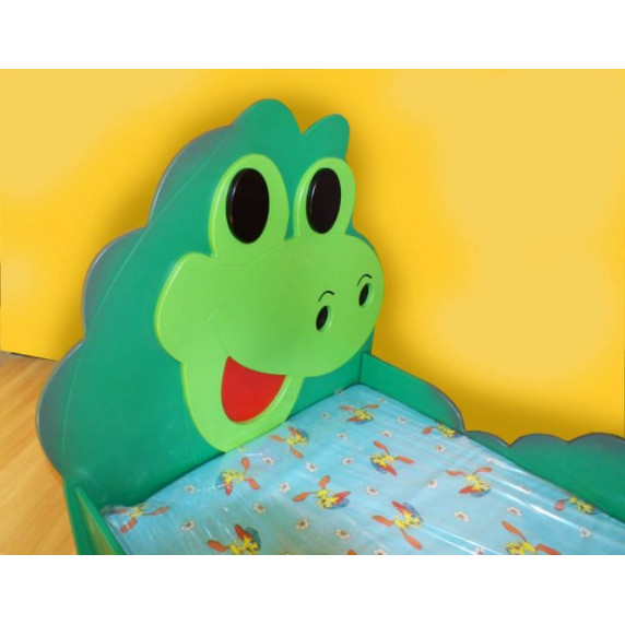 Detská postieľka Inlea4Fun Dino - malá