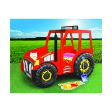Inlea4Fun detská postieľka Traktor Preview