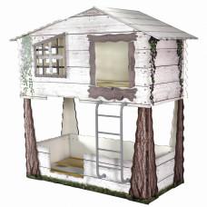 Detská postieľka Inlea4Fun Tree House Preview