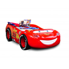Detská postieľka Inlea4fun McQueen ABS   Preview